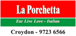 La Porchetta Croydon - Tania Mock Up
